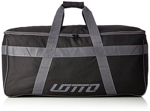 Lotto Team Bag Mundial II Rucksack Sport Herren, Schwarz/Grau, Gr. 1