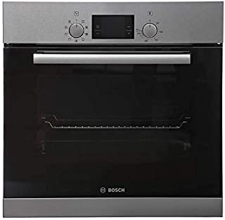Bosch Stainless Steel 66 L Built Digital Display Oven with Automatic Start and Childproof Lock