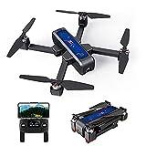 JIAWYJ YANGLOU-Aerei Giocattolo- Drone con Fotocamera, GPS 2K 5G WiFi FPV Posizionamento del Flusso Ottico B4W Pieghevole Quadcopter Seguimi Altitudine Hold Drone/QCCMXXWRJ-351