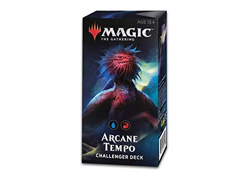 Magic: The Gathering Challenger Deck - MTG Arcane Tempo