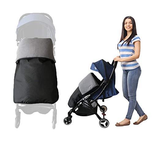 Saco para cochecito de bebé de Coil-C, universal, cómodo y cálido, resistente al agua, para excursiones de invierno y exterior