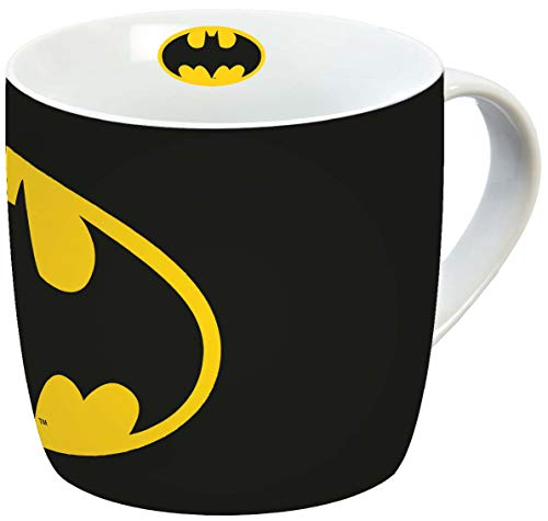Warner Brothers Batman 13293 Taza de porcelana que cambia de color, 250 ml