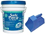 Safe Paw Ice Melter 35lb Pail (35lb - Pail w/Scoop)