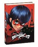 Franco Panini. Miraculous Ladybug Agenda scolaire 12 mois non daté rouge 13 x 18 cm + stylo coloré