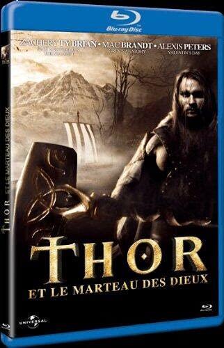 Thor Et Le Marteau Des Dieux [Blu-ray]