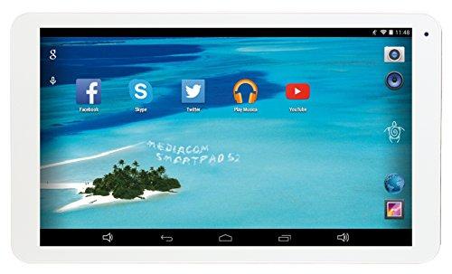 """Mediacom SmartPad 10.1 S2 - Tablet de 10.1"""""""