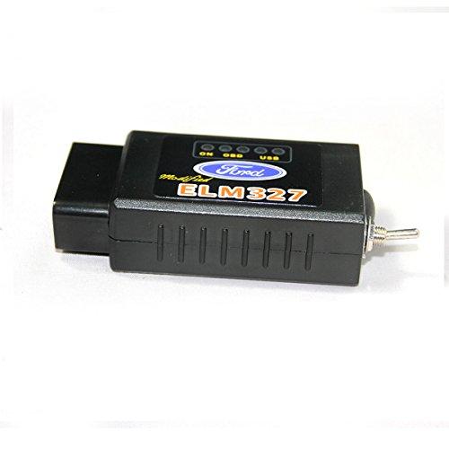 forscan Elm 327Bluetooth con interruptor OBD2CAN BUS escáner herramienta de diagnóstico