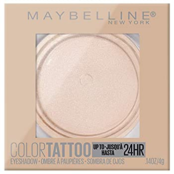 Maybelline New York Color Tattoo 24 Hour Longwear Cream Eyeshadow Makeup Front Runner 1 Count