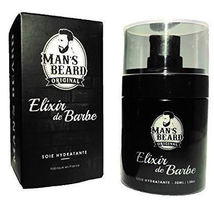 Man's Beard – elixir de barba – Para el cuidado y el cuidado de la barba – Fabricación francesa