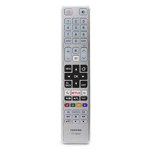 Genuino CT-8054 Mando a Distancia por HD Ready WLAN DVD TV 24D3763DA 24SW763DG 28W3753DG 28W3763DA 28W3763DG 32D3763DA...