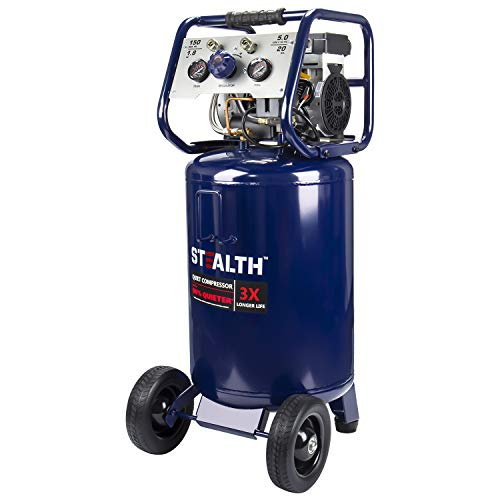 Stealth 20 Gallon Ultra Quiet Air Compressor
