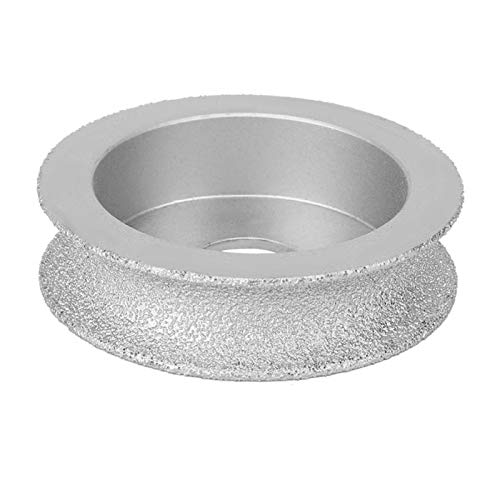 LITAO-XIE, LT-Discs, 1pc 7.3cm Gelötete Diamant-Schleifscheibe 1,0/1,5/2,0/2,5 cm Höhe Concave Schleifscheiben for den Stein Keramik Marmor Granit Beton (Größe : 1.5cm Height)