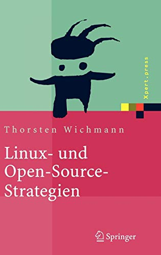 Linux- und Open-Source-Strategien (Xpert.press)