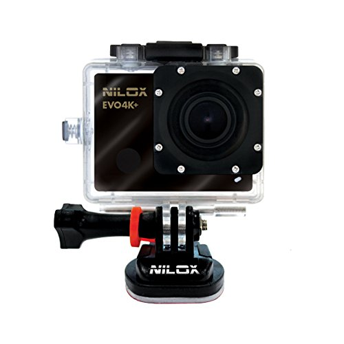 Nilox Action Cam Evo 4K+, Nero