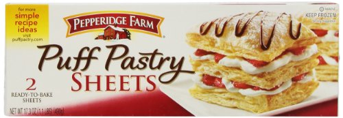 Pepperidge Farm, Puff Pastry Sheets, 17.3 oz (Frozen)