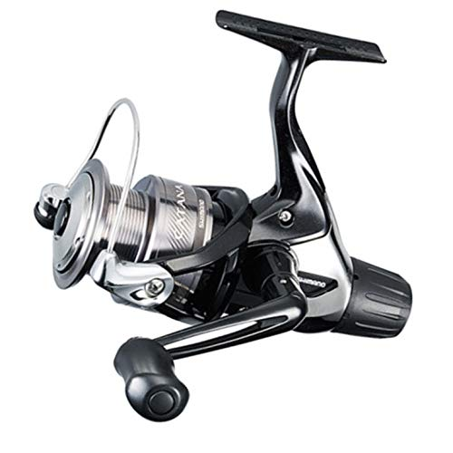 Shimano Catana 4000 RC, Carrete de Pesca con Freno Trasero, CAT4000RC