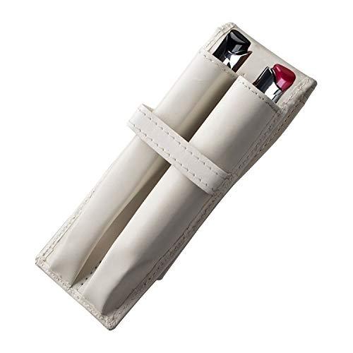 Für die Schule Lwq Doppel-Feder-Kasten Roller Feder-Kasten-Geburtstags-Geschenk Geschäft Bürozubehör (weiß) wangrui (Farbe : White)