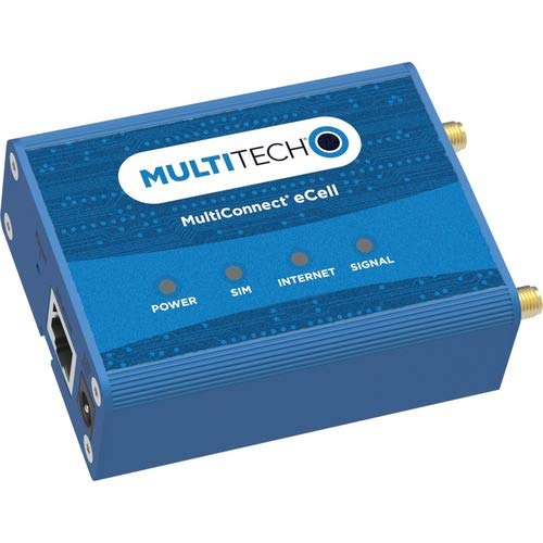 Multi-Tech Systems Private LTE ONGO CBRS CAT 12 Cellular to ETHERNET Bridge W/US Accessory KIT