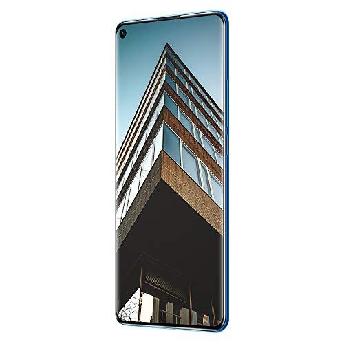 Lenove Smartphone, Y50 Pro Free Phone 12GB + 512GB Android 10, 7.2 HD + Pantalla Completa, 5000mAh Free Smartphone, Tarjeta SIM Dual desbloqueada, reconocimiento Facial Negro Mate