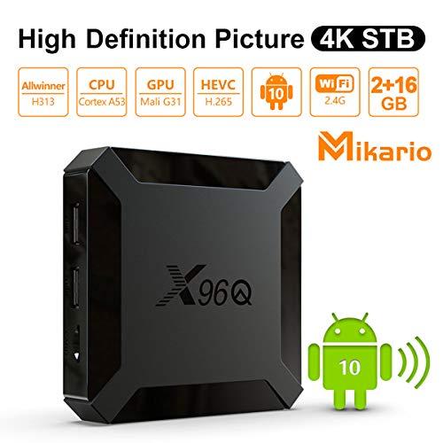Android TV Box, X96Q...