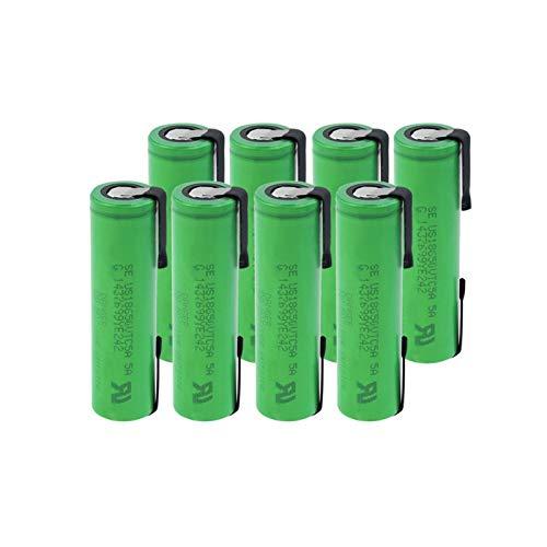 yfkjh Batería de ion de litio de 9 V, 500 mAh, micro USB, para multímetro y mando a distancia KTV, 1 unidad de 500 mAh