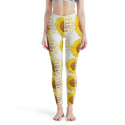 Bobonc Yogabroek voor dames, veilige en comfortabele legging, lange outdoor-sportbroek