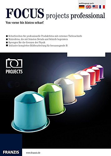 FOCUS Projects Professional [Mac Download]