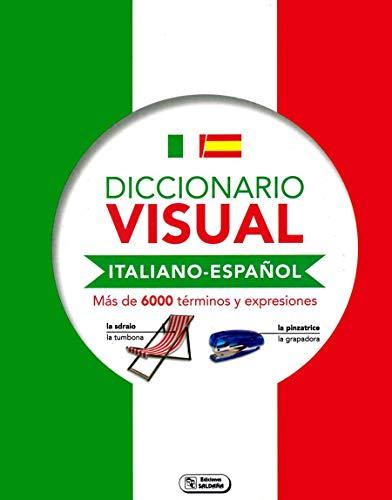 DICCIONARIOS VISUALES: Diccionario visual. Italiano y español: 4