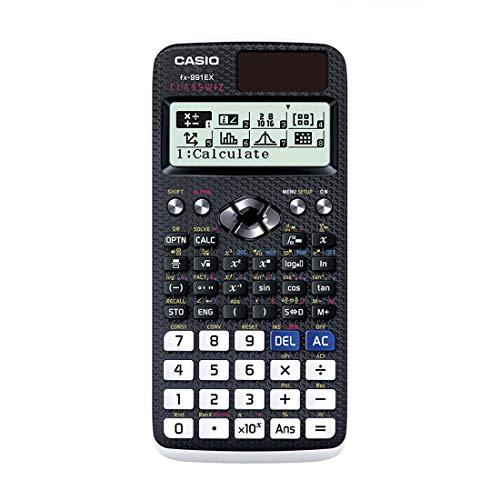 Casio, Fx-991ex, Wissenschaftlicher Taschenrechner, 552 Funktionen, Classwiz