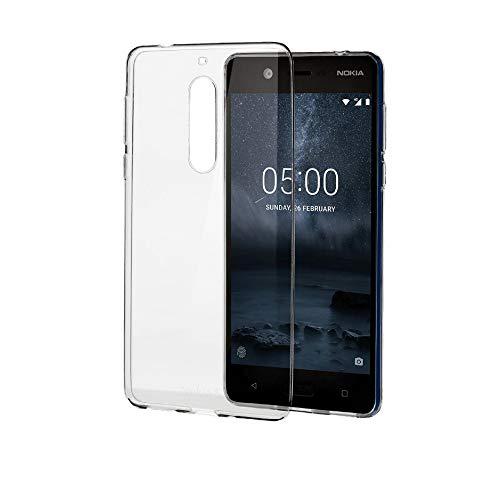 Original Nokia 8P00000002 Original Schutzhülle für 5.1 Klar