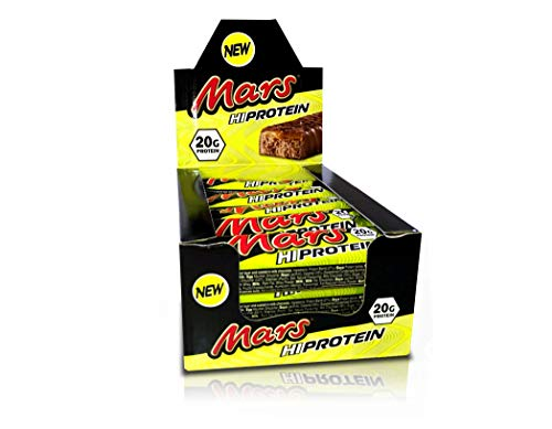 Mars Hi Protein Bar - 18 Riegel x 59g Box