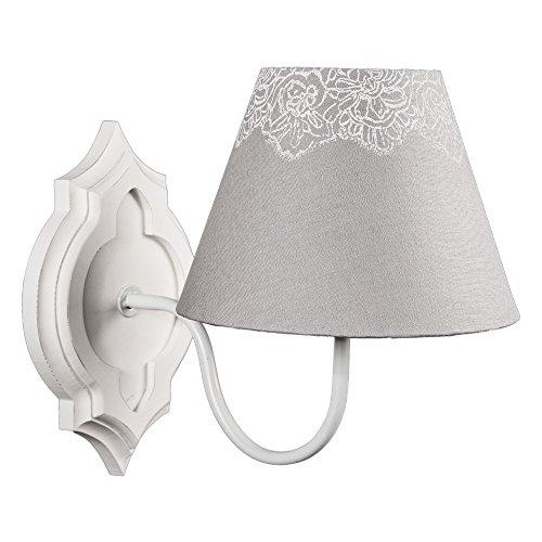 lampada da parete shabby MATHILDE