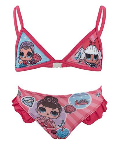 MGA L.O.L. Surprise!!   Bikini Traje baño 2 Piezas