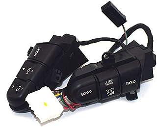 Car Audio Control Cruise Switch Button 36770-SNA-A12 Replacement for Honda Civic 2006-2008 36770-SNA-A11 36770-SVA-A41 (Orange)