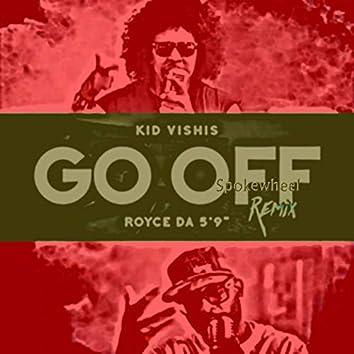 Go Off (Spokewheel Remix)