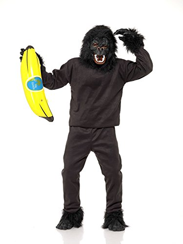 Déguisement Adulte Animal - Singe Gorille (Costume Homme / Femme)