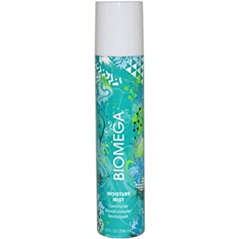 BIOMEGA Moisture Mist Conditioner 10 Oz Leave-In Conditioner Easily Detangles Your Hair while Adding Volume Leaves Hair Nourished and Full of Volume