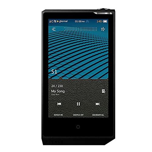PLENUE R2 (128GB) High Resolution Audio Player/aptX JetEffect Bluetooth/Dual DAC, DSD256, SNR 136dB / AI Audio
