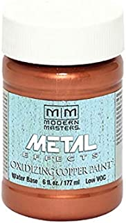 Modern Masters ME149-06 Reactive Metallic Copper, 6-Ounce