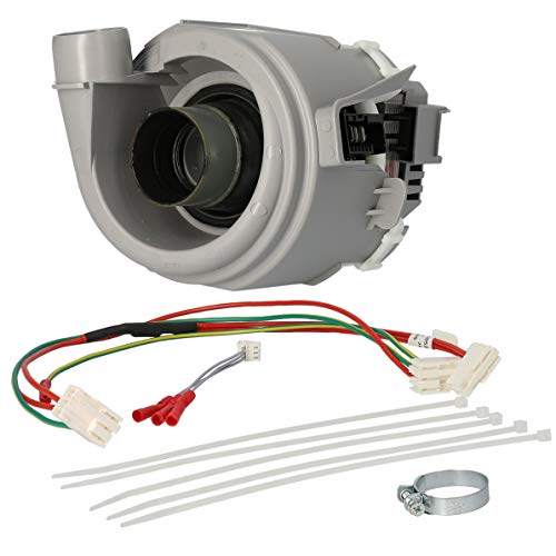 DREHFLEX - MT206 - Umwälzpumpe Pumpe Heizpumpe passt für Bosch Siemens Neff 00654575/654575