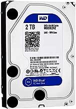 WD Blue 2TB PC Hard Drive - 5400 RPM Class, SATA 6 Gb/s, 64 MB Cache, 3.5