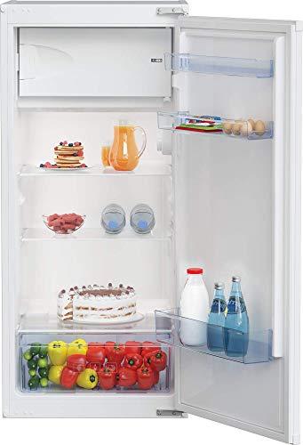 Beko BSSA210K3SN Integrierbarer Kühlschrank mit 4-Sterne-Gefrierfach/Schlepptürtechnik/Nische: 123 cm