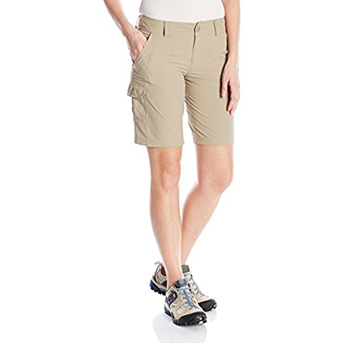 Columbia East Ridge II Short Femme Tusk FR : 38 (Taille Fabricant : 6)