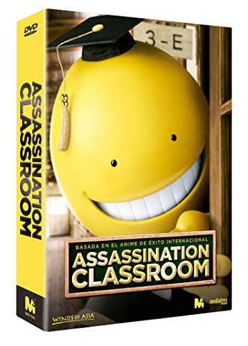 Assassination classroom (1 y 2) [DVD]