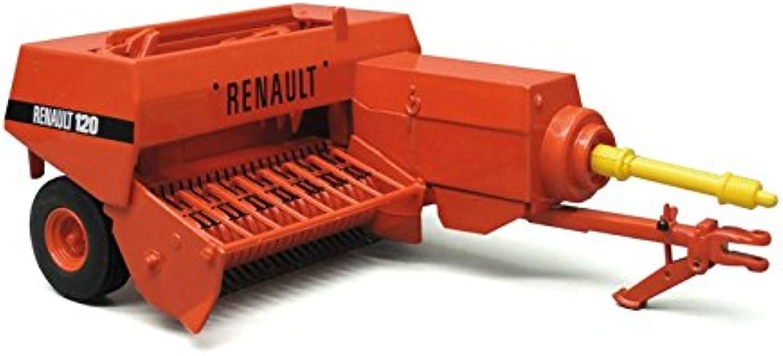 PRESSABtuttiE VINTAGE RENAULT 120 1 32 Replicagri Mezzi Agricoli e Accessori modellololo modellololino die cast