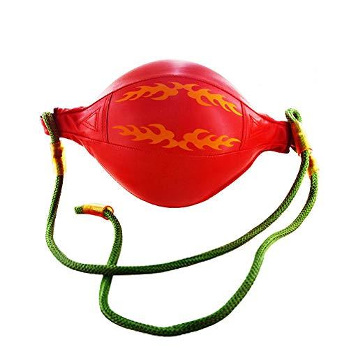 Boksen Snelheidsbal Trainingsbal, hangende reboundbal Bokszak Trainingsapparatuur Vechtrespons Elastische bal voor tieners Volwassenen