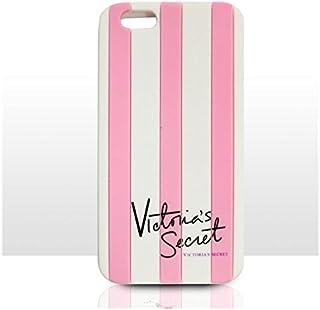 4eeb0f092e7 Victoria's Secret Striped iPhone 5 & iPhone 6 Case Cover Silicone Rubber  Apple iPhone Case Pink
