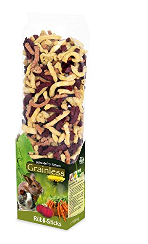 JR Grainless Rübli-Sticks 8er Pack (8 x 140 g)