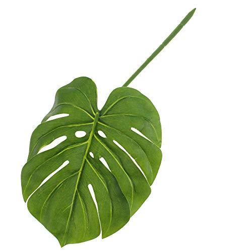 Floral-Direkt Philodendron Split-Philo Dschungel Tropic Blatt caØ30 L80cm Baumfreund künstlich
