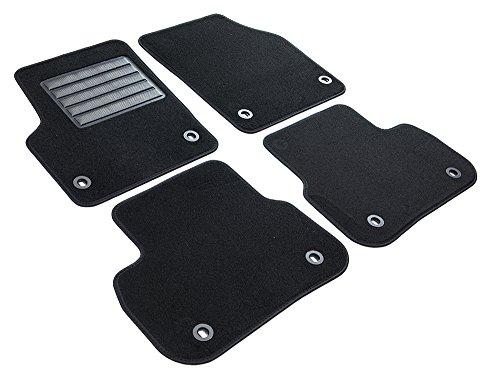 MDM SP-5165 Fußmatten Velours Autoteppich, Discovery Sport (L550) 01.2015>